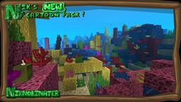Nik's New Cartoon Pack ! Minecraft Texture Pack