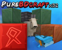 Sphax PureBDCraft x32 (for MC1.17) Minecraft Texture Pack
