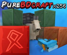 Sphax PureBDCraft x256 (for MC1.17) Minecraft Texture Pack