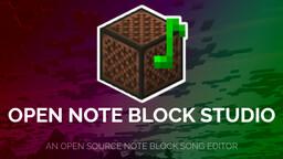 Open Note Block Studio - Software Review Minecraft Blog