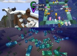 Creature Variety for 1.17.1 - Random Mobs (Over 2800 Textures!) Minecraft Texture Pack