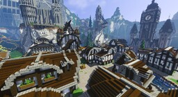 [WIP] The Citadel Minecraft Map & Project