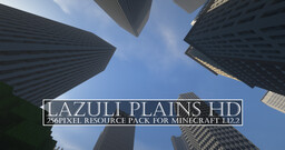 Lazuli Plains HD Resource Pack [1.12.2-1.11.02-Beta] Minecraft Texture Pack