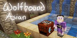 Wolfhound Asian Minecraft Texture Pack