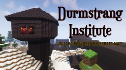 Durmstrang Institute Minecraft Map & Project