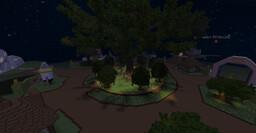Spawn - Tree Hub - Dragon Ball Fighter Z / Dragon Ball Xenoverse Minecraft Map & Project