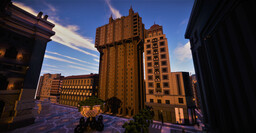 velasca tower Minecraft Map & Project