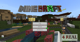4 Real [1.4.7] [x512] Is Back! 1.17.10 coming Soon. RTX! Minecraft Texture Pack