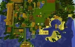 IslandShop v6 Minecraft Map & Project