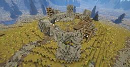 Fort Greymoor (skyrim TES) Minecraft Map & Project