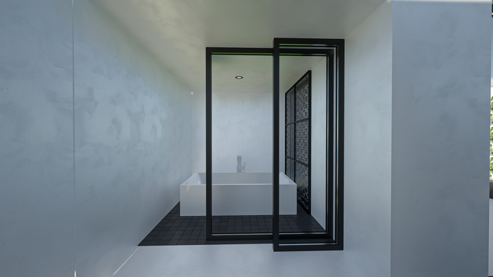 Bathtub Room 1