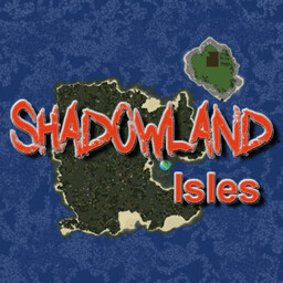 Shadowland Isles Survival Map v1.16, 1.17 Minecraft Map & Project
