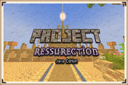 PROJECT Ressurection (1.17.1) Minecraft Map & Project