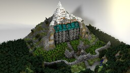 The misty mountains faction spawn [DOWNLOAD] Minecraft Map & Project