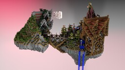 Floating islands join lobby [DOWNLOAD] Minecraft Map & Project