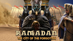 Time Tangled Trilogy: Chapter 1: Ramadan, The City of the Forgotten. Minecraft Map & Project