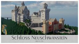 Schloss Neuschwanstein : Alleron City Minecraft Map & Project