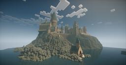 Hogwarts Castle Minecraft Map & Project
