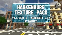 Harkenburg City Texture Pack v3.5 BETA 2 [16x] MC 1.17 Minecraft Texture Pack