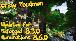 Pixelmon Adventure Map - Crew Pixelmon (UPDATED) Minecraft Map & Project