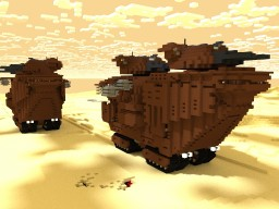 STAR WARS Jawa´s Lord of Sand Minecraft Map & Project