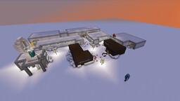Elliott Station Minecraft Map & Project