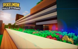 Pallet Town - Pixelmon Academy Minecraft Map & Project