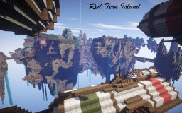 Red Tern Island Minecraft Project