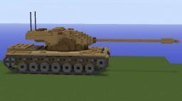T-58 Heavy Tank Minecraft
