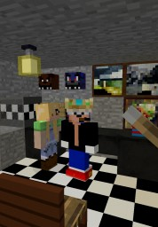 Fredbear's Diner By SonicGamming Minecraft Map & Project