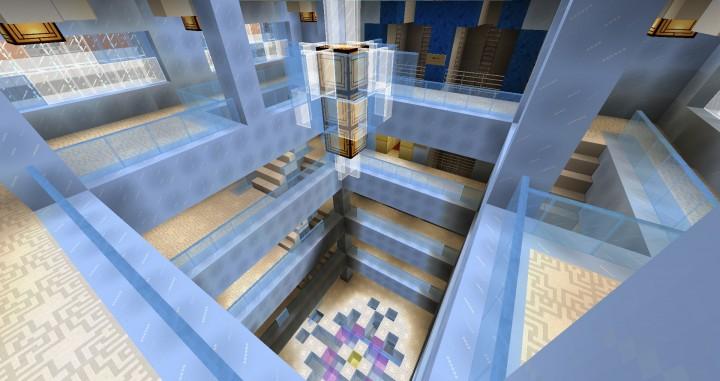 Ice Castle Lobby