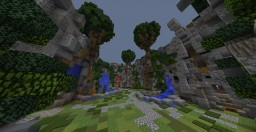 Fantasy Spawn Minecraft Map & Project