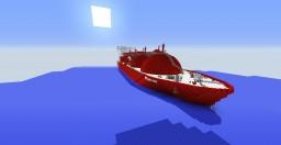 Arctic Princess Minecraft Map & Project