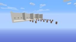 Infinite Parkour Minecraft Map & Project