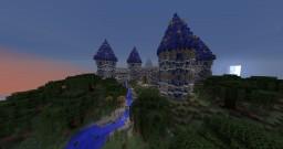 The castles of GoldenNinja05! Minecraft Map & Project
