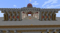 TheNation's Faction Spawn Minecraft Map & Project