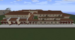 Roman Insulae Block Minecraft Map & Project