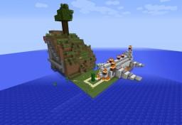 Airplane Crash Survival Minecraft Map & Project