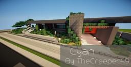 cyan minecraft maps & projects - planet minecraft