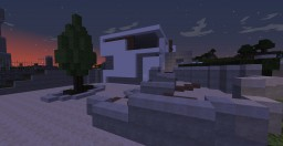 ModernHouse Minecraft Map & Project