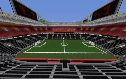 Football Stadium - Brazil vs Germany (1 x 7) Minecraft
