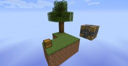 Skyblock Trading Minecraft Map & Project