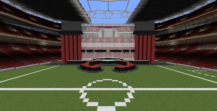 U2 vertigo tour at wembley stadium minecraft project u2 vertigo tour at wembley stadium sciox Gallery