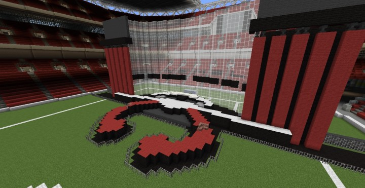 Vertigo tour at wembley stadium minecraft project u2 vertigo tour at wembley stadium sciox Gallery