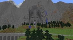Erebor - The Lonely Mountain Minecraft