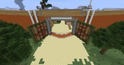 Naruto World Minecraft Project