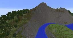 Hunger Games Terrain Minecraft Map & Project