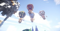 Mediaval Balloon Pack Minecraft Map & Project