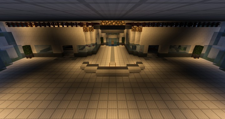 LAB - first floor