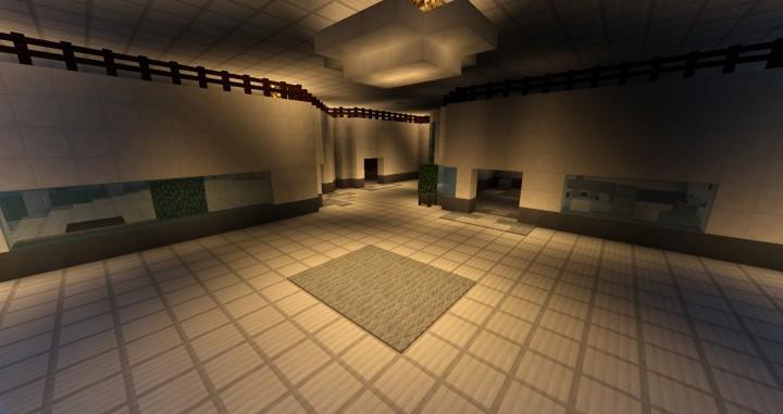 LAB - second floor